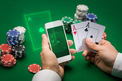 Play Blackjack on mobile